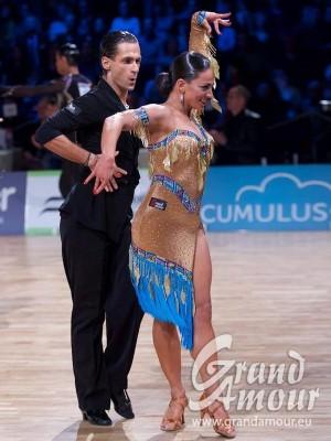 Evgeniy Suvorov & Evgenya Libman, Champions of Israel 2016