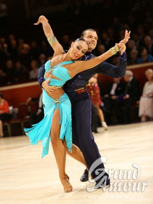 Nasco Gendov & Anna Lisova, semi-finalists of WDC UK 2016