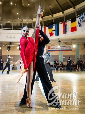 Max Ryzhykov & Salome Chahua, Champions of Georgia 2015